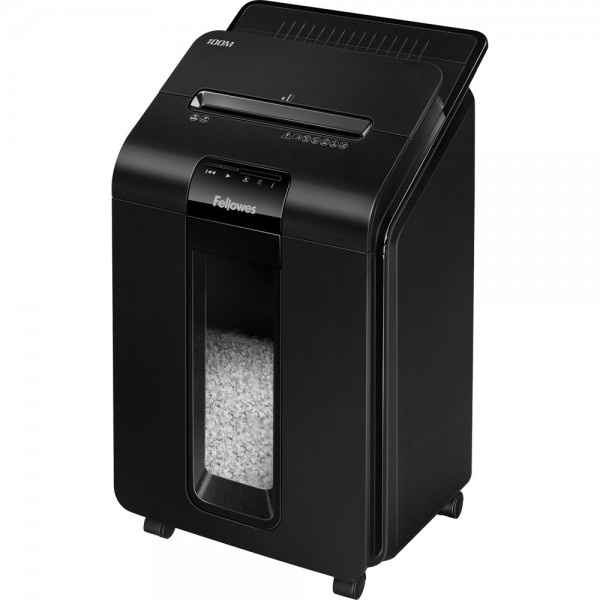 Fellowes AutoMax 100M 4x10mm Cross Cut Shredder